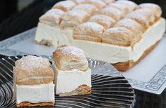 Cremeschnitten, ein tolles Rezept aus der Kategorie Kuchen. Bewertungen: 14. Durchschnitt: Ø 4,3.