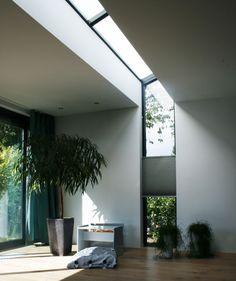 Agaat | MetMarike Groenewegen Interior And Exterior, Interior Design, Clean Design, Skylight, Interior Inspiration, Ramen, Bungalow, Architecture Design, Sweet Home