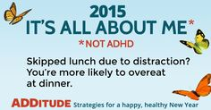 Caught in the correlation between attention deficit and obesity? Find out why conventional weight loss approaches seldom work for ADDers — and what you can do to to drop pounds and inches in spite of ADHD.