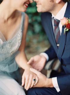 Jewel-toned Winter Wedding Inspiration at Dunaway Gardens | Simply Charming Socials | Atlanta Wedding Planner