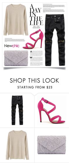 """""""NEWCHIC #33"""" by virgamaleva ❤ liked on Polyvore"""