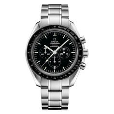 Omega Gents Stainless Steel SP Moon Prof Co-Axial Watch    Manufacturer code:  31130445001001    Rudell code:  6611-1831    £6,200.00 www.rudells.com