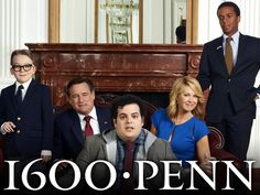 1600 Penn S1E9: Game Theory Online
