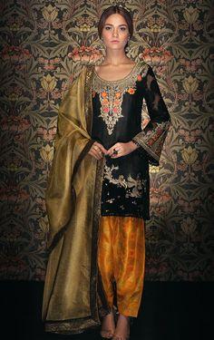 202e437ae33 MidnightBloom Pakistani Fashion 2017
