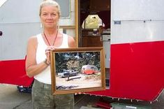 How to securely hang pictures in an RV