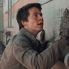 Maze Runner The Scorch, Maze Runner Thomas, Dylan O'brien, Book Fandoms Unite, The Scorch Trials, All The Bright Places, O Brian, Iconic Photos, Thomas Brodie Sangster
