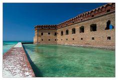 Dry Tortugas National Park - Fort Jefferson, Florida