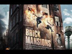 BRICK MANSIONS (2014) / Movie Trailer [HD] / *Paul Walker  *Luc Besson