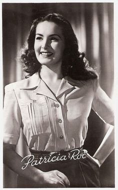 57 Best Patricia Roc Images In 2020 Actresses Hollywood Glenda