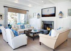 Small Family Home with Coastal Interiors (via Bloglovin.com )