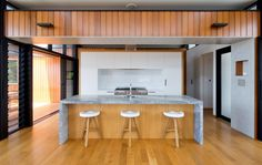 Cedar House  Craig Steere Architects