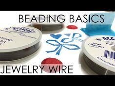 Beading Basics: Jewelry Wire – Alonso Sobrino