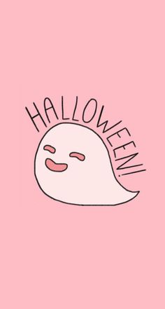 Halloween Ghost ★ Find more Autumn & other seasonal wallpapers for your #iPhone + #Android @prettywallpaper