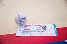 A Phillies ticket fo