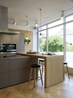 Kitchen Architecture - Home - Kitchen Architecture\'s bulthaup showroom in London