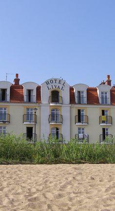 Hotel Lival on the beach, Gdansk