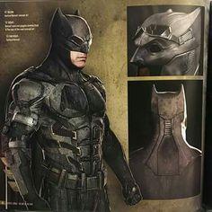 Batman's new suit