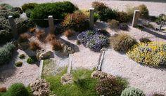 Beau Coastal Garden Design By Peter Shaw