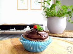 Koza domowa: Do Mamy  #glutenfree #cupcakes for my Mom #MothersDay #DzieńMamy