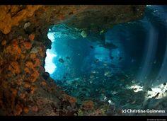 Thunderball Grotto....