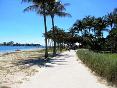 food and thrift: Peanut Island, West Palm Beach Florida