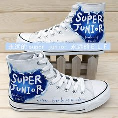 SuperJunior's shoes