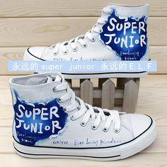 SuperJunior's shoes
