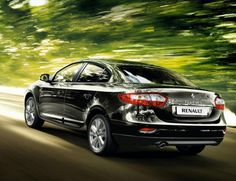 Renault Fluence specs - http://autotras.com