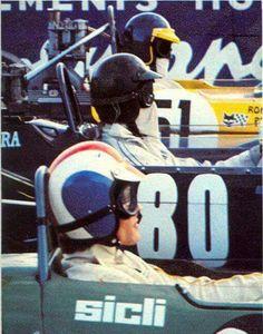 F3 1968 Cevert , Depailler , Peterson