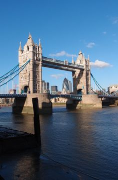 in London - Tower Bridge