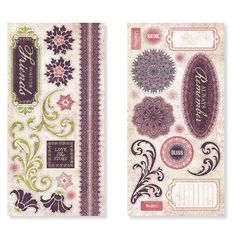 Spring / Summer 2014 New Products.  Close to My Heart Ivy Lane Complements.  Coordinating Adhesive Sheets.  CTMH Independent Consultant.  CoffeeBreakScrapper