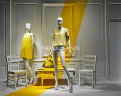 "SAKS FIFTH AVENUE,New York, ""Nicole you are a little ray of sunshine,you light up the room"", pinned by ton van der Veer"