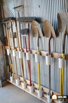 15 Способов избавиться от старого хлама в гараже