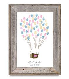 You probably know by now that we love us some guestbook alternatives. We wanted to add to our free printable offerings with an alternative to the tree illustration: a hot air balloon being carried …