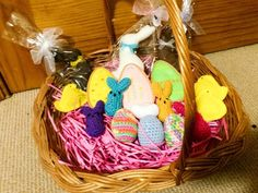 Erin has three cats one snowshoe and two solid black kitties. Their names are Peru Tycho and Vesper. Their Easter basket is filled with Fido the Cat Chocolate bunnies and Fido the Cat Easter Egg cookies. by madebyfidothecat