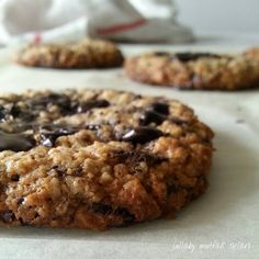 Fındıklı ve Çikolatalı Yulaflı Kurabiye | Mutfak Sırları…