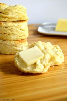 This biscuit recipe is so basic you'll want to whip them up for anything from…
