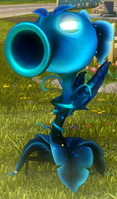 plants vs zombies garden warfare pea plasma