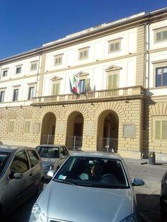 Town hall of Sesto Fiorentino, florentine area