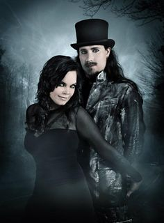Nightwish - Anette and Tuomas