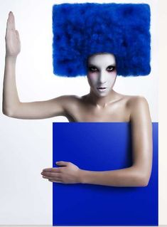 Kelly Thompson's Photography Plays Around With Circus Color #fashion trendhunter.com