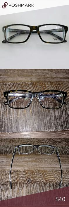 25ad985aec Ray Bans 5225 Eyeglasses Ray Bans 5225 5023 eyeglasses. In great condition.  Ray-