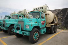 The Trucks of the Cardi Corporation Mack Trucks, Big Rig Trucks, Dump Trucks, Tow Truck, Cool Trucks, Model Truck Kits, Equipment Trailers, Old Lorries, Mixer Truck