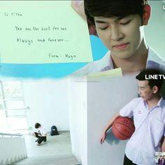 2moons The Series, 2 Moons, Thai Drama, Secret Love, Freshman, Handwriting, Dramas, Bass, Fonts