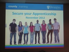 Secure Your Apprenticeship