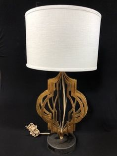 Finials For Lamps Impressive Pair Of 32 Inch Glass Table Lamps With Linen Shades And Brushed