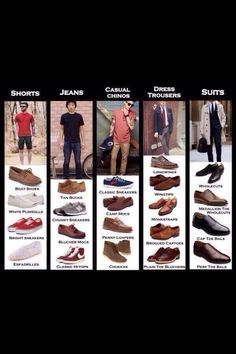 Ideas for how to dress