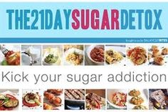 Sugar and carbs get a bad reputationand some experts agree that its addicting! Want to try the detox diet to fend off the sweet stuff for good? - http://sugardetox21days.blogspot.com
