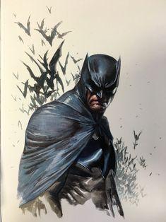 Batman - Gabrielle Del'Otto