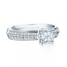 Birks Amorique® Core Diamond Engagement Ring